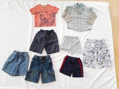 8 Boys 18 -24 Months  Summer Clothes Bundle - M & S, Just Too Cute, Mothercare