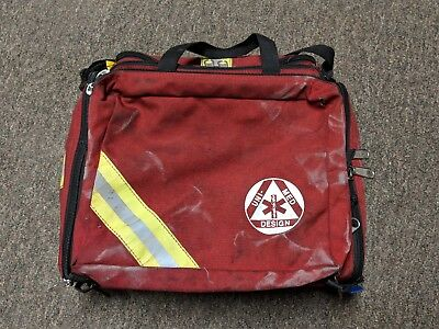 Uni-Med Design, Stat Packs, EZ IO G3 Bag Combo EMS FIRE Tons of Storage . LOT