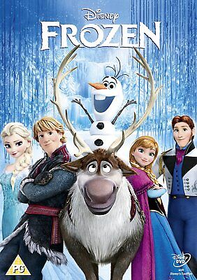 Disney Frozen DVD. New with free delivery.