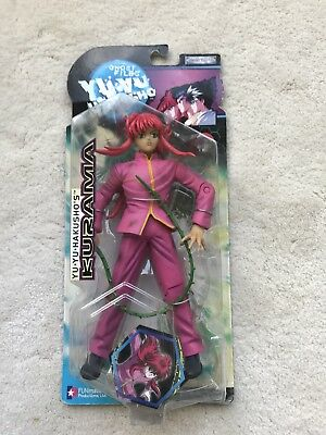 "2003 Yu Yu Hakusho  Ghost Files   7 "" Tall Jakks Pacific"