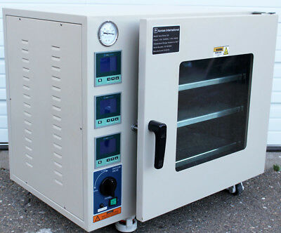 Ai AccuTemp-32K Vacuum Oven - 3 Heat Controlled Shelves, LED Illumination, 3.2CF