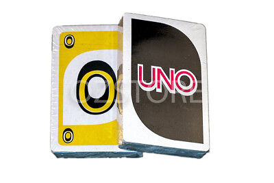 UNO Cards Family Fun Playing Educational Card Game Full Complete Set