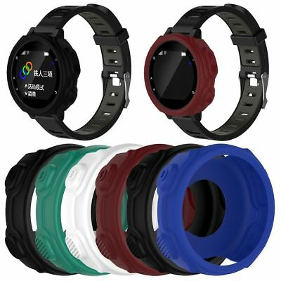 Silicone Cover Watch Band Case Protector for Garmin Forerunner 235 735XT