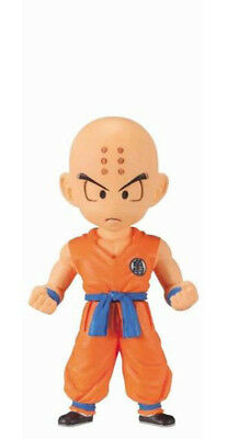 Dragonball Z World Collectible Mini Figur Vol 1 DBZF-05 KRILLIN 6cm Figur NEU
