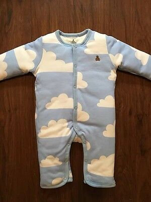 Used Baby Boy Girl Jumpers Winter One Piece Size 12-18 Months Coat
