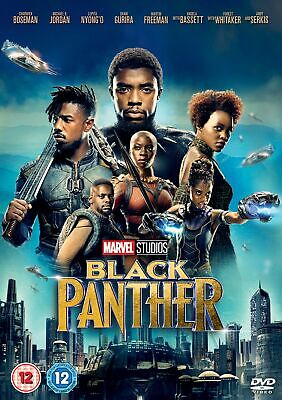 Black Panther [DVD]