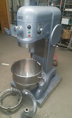 Hobart L800 80 qt Mixer Single Phase with bowl and Attachments