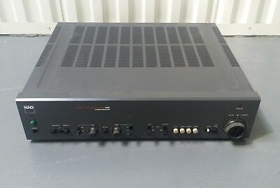 NAD ELECTRONICS MONITOR Series Stereo (integrated) Amplifier Model 3300