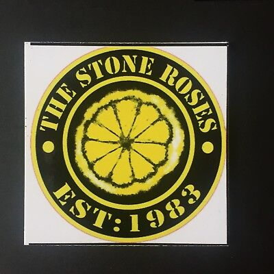 Stone Roses Fridge Magnet