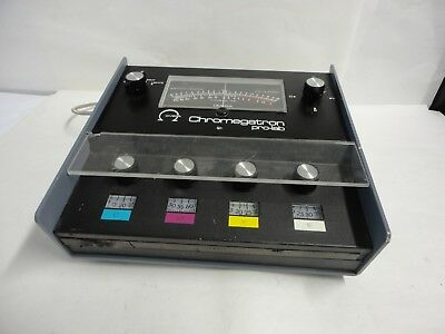 Omega Chromegatron Pro-Lab Color Analyzer and Exposure Meter