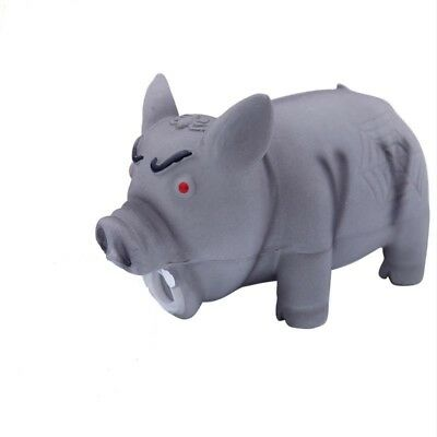 Pet Toys Dog Halloween Festival Sound Rubber Funny Pig Toy High Quality Supply