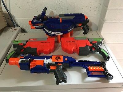 Job Lot Of Nerf Guns