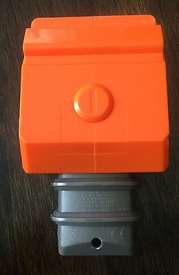 Nerf Vulcan EBF-25 Battery Container Compartment Cover Part Gun Replace N-strike