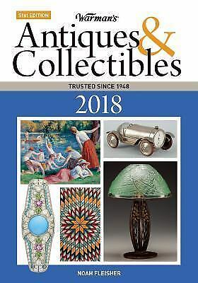 Warman's Antiques & Collectibles 2018-ExLibrary