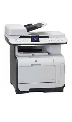 HP LaserJet CM2320NF Color MFP Laser Printer All in One Scanner, Printer, Copier