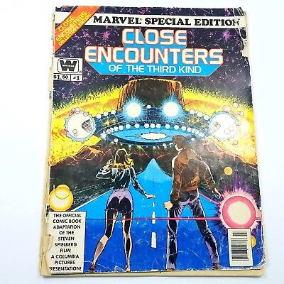 Marvel Special Edition Featuring Close Encounters of the Third Kind #1 (1978)