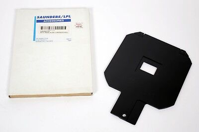 Saunders LPL 4550XL 4500 4X5 enlarger mounted 35mm slide carrier 245-222