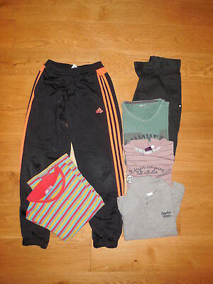LOT 6 VETEMENTS GARCON 10 ANS DPAM, ADIDAS, Sergent Major, ...
