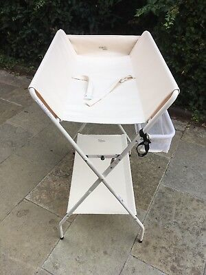 Valco Baby PAX Plus Change Table - ivory.