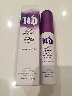 Urban Decay Makeup setting spray all nighter 30ml