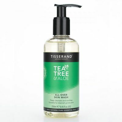 Tisserand Tea Tree & Aloe All Over Skin Wash 250ml