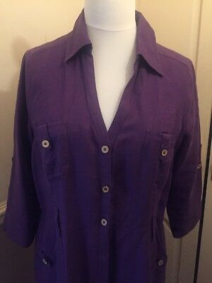 Laura Ashley Shirt Dress Bnwt