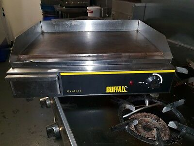 Buffalo Electric Grill L515. Taple Top