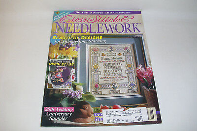 Kreuzstich Stickvorlagenheft Cross Stitch & Needlework Sammlung CrossStitch