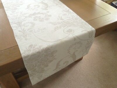 Hand Made Laura Ashley Table Runners in ANY Size ANY Fabric Unlined Straight End