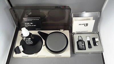 Vintage Record and Stylus Cleaning Kits Orbitrac Allsop 3