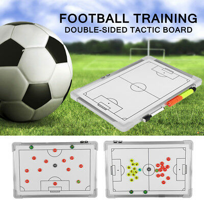 World Football Cup Magnetic Coaching Board Football Soccer Tactical Guidance Pad