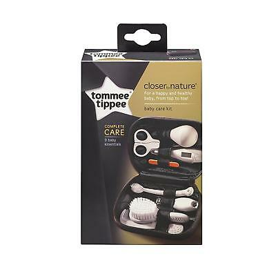 Tommee Tippee Baby Grooming Health Care Kit Brush Thermometer Newborn Travel Set