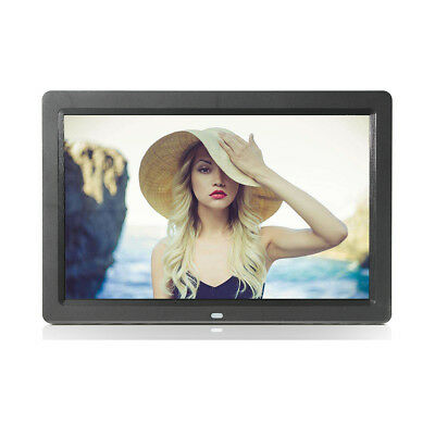 12'' HD LCD LED Digital Photo Picture Frame Movie MP3 MP4 Player Remote Control