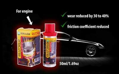 Zollex Resurs total Engine Restorer FOR ALL TYPES OF ENGINES Nano Oil Additive