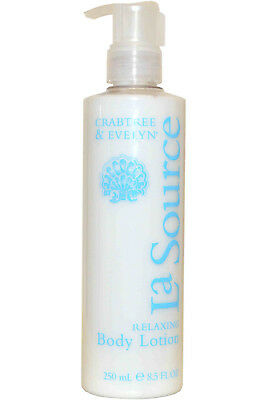 Crabtree & Evelyn Relaxing Body Lotion 250ml La Source   Brand New