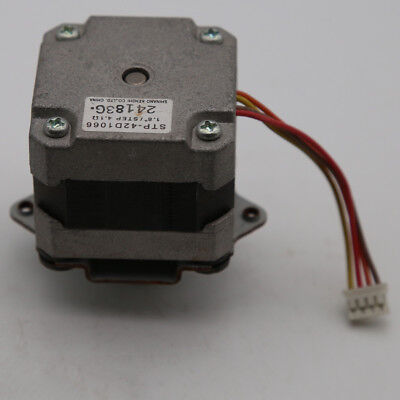42 Stepper Motor 2 Phase 4 Wire 1.8 Degree 4.1Ohm For Printer 1PCS