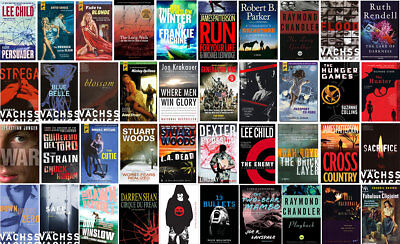 Crime-Fiction-mystery-thriler 4000+ books on DVD-mobi-epub e-book collection2018