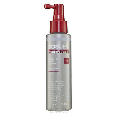 Bosley Professional Strength Healthy Hair Follicle Nourisher 2.5 oz - NEW in BOX
