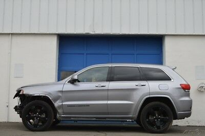 Jeep Grand Cherokee Laredo Altitude Repairable Rebuildable Salvage Lot Drives Great Project Builder Fixer Easy Fix