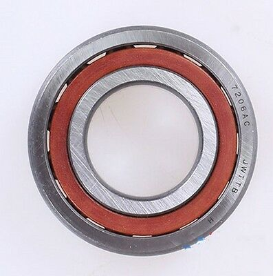 1Pcs 7200AC/7200 High Speed Angular Contact Spindle Ball Bearing Size 10*30*9mm