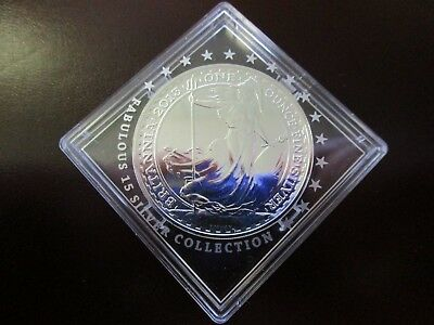 "Großbritannien, Britannia, 2013, Silber, ""Fabulous Silver Collection"", original"