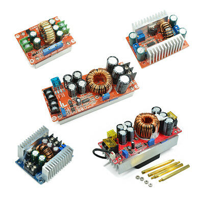 DC-DC Converter 12/15/20/30A 150/300/400/1200/1500W Step up Step down Buck Boost