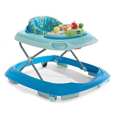 Chicco Trotteur band turquoise