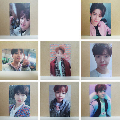 UNB Boyhood 1st Mini Album Photocard Ver.1