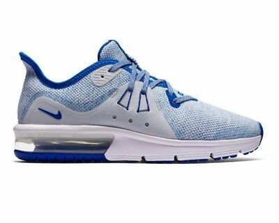 new style 81441 dd83c Boys Nike Air Max Sequent 3 GS 922884 401 Girls Trainers Game Royal Gym  Shoes