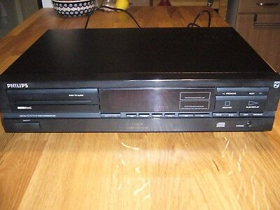lecteur CD Philips CD 604