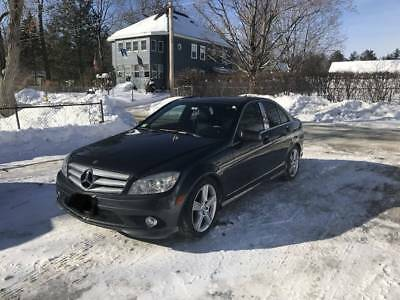 2010 Mercedes-Benz C-Class 4matic Sports Luxuary 2010 Mercedes Benz C300 4matic Sports Luxuary
