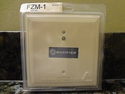 Brand New Notifier Fzm-1 Intelligent Interface Module Free Shipping !!!