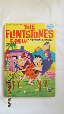 BOOK: The Flintstones Family Cartoon Annual