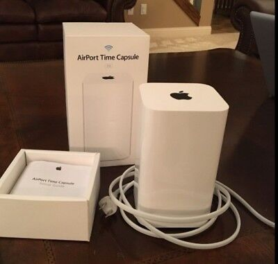 Apple AirPort Time Capsule 2TB  Model ME177LL/A, Lightly Used, Original Box!